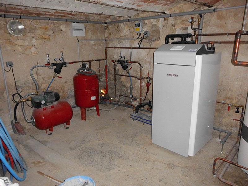 geothermie maison ancienne. Black Bedroom Furniture Sets. Home Design Ideas